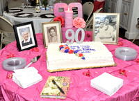 Sister Grant's 90th birthday-