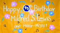 Sister Lewis' 95th Birthday